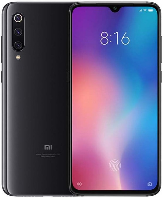 "Xiaomi Mi 9 16,2 cm (6.39"") 6 GB 128 GB Dual SIM Zwart 3300 mAh"