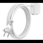 Logitech 961-000439 Überwachungskamera-Halterung und Gehäuse Stromversorgung