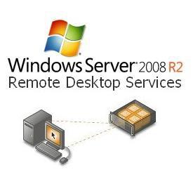 Microsoft Remote Desktop Services 2008 R2, OLP-NL, Lic/SA, DCAL, 1u