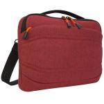 "Targus Groove X2 notebook case 33 cm (13"") Messenger case Black, Coral"