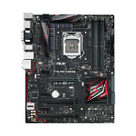 ASUS Z170 PRO GAMING Intel Z170 LGA 1151 (Socket H4) ATX motherboard