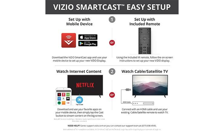 VIZIO E80-E3 TV 80