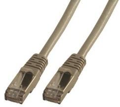 MCL FCC6ABM-5M cable de red Gris