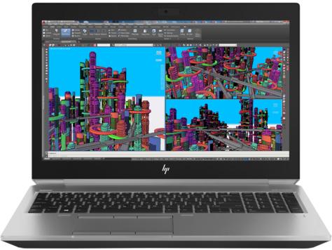 "HP ZBook 15 G5 Zilver Mobiel werkstation 39,6 cm (15.6"") 1920 x 1080 Pixels 2,20 GHz Intel® 8ste generatie Core™ i7 i7-8750H"