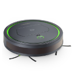Moneual Mbot 500 robot vacuum Black, Green