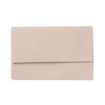 Exacompta Value Document Wallet Foolscap Buff PK50