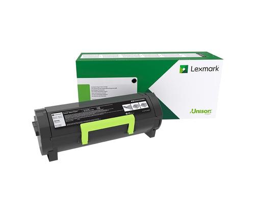 Lexmark 71B2HK0 Toner black, 6K pages