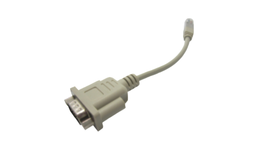 Brother PA-SCA001 cable de serie Beige DB9M RJ25