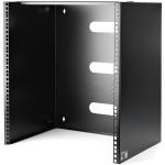 """StarTech.com 12U wand monteerbaar rack voor 12""""/30 cm diep apparatuur wandkast"""