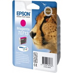 Epson C13T07134021 (T0713) Ink cartridge magenta, 250 pages, 6ml