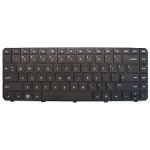 HP 646125-031 notebook spare part Keyboard
