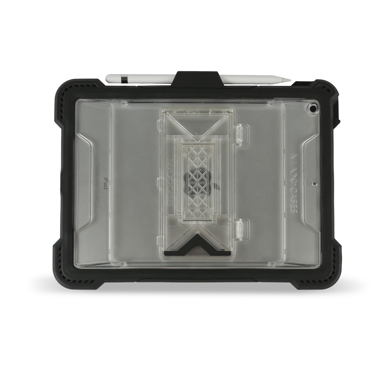 Max Cases AP-SEM-IP6-9-BLK tablet case Bumper Black,Transparent
