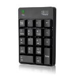 Adesso WKB-6010UB - Wireless Spill Resistant 18-Key Numeric Keypad
