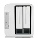 TerraMaster F2-221 NAS/storage server Desktop Ethernet LAN Grey J3355