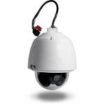 Trendnet TV-IP450P security camera IP security camera Outdoor Dome Black, White 1280 x 960 pixels