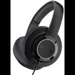 Steelseries Siberia P100 Binaural Head-band Black,Orange headset