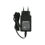 Opticon 10850 adaptador e inversor de corriente Interior Negro