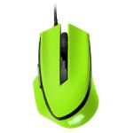 Sharkoon SHARK Force mice USB Optical 1600 DPI Green
