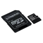 Kingston Technology microSDHC Class 10 UHS-I Card 16GB 16GB MicroSDHC UHS-I Class 10 memoria flash