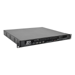 Tripp Lite NetDirector 32-Port Cat5 IP KVM Switch 1U Rackmount 3 User (1 Local, 2 Remote)