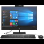 """HP ProOne 400 G6 49.5 cm (19.5"""") 1920 x 1080 pixels 10th gen Intel® Core™ i5 8 GB DDR4-SDRAM 256 GB SSD Windows 10 Pro Wi-Fi 6 (802.11ax) All-in-One PC Black"""