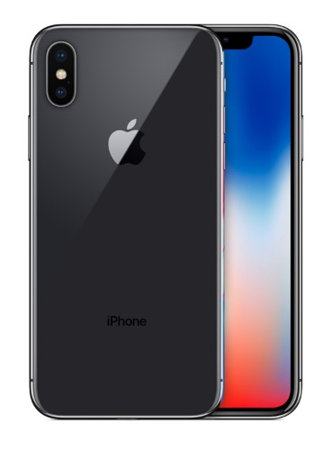 "Apple iPhone X 5.8"" Single SIM 4G 256GB Grey"