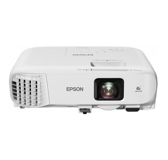 Epson EB-2142W data projector 4200 ANSI lumens 3LCD WXGA (1280x800) Desktop projector White
