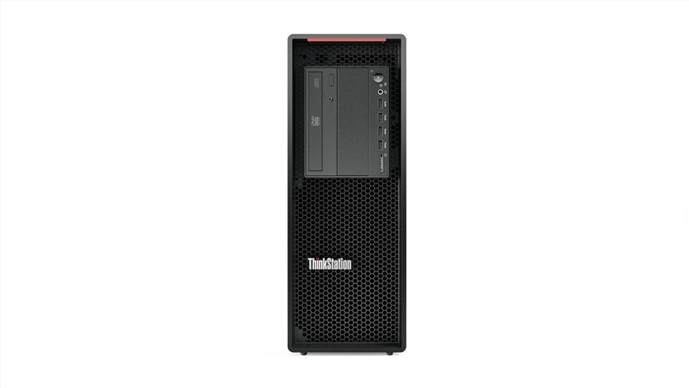 Lenovo ThinkStation P520 Intel Xeon W W-2245 16 GB DDR4-SDRAM 512 GB SSD Tower Black Workstation Windows 10 Pro for Workstations