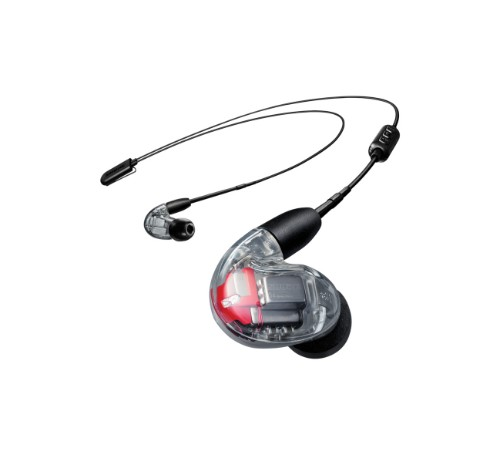 Shure SE846 Headset In-ear Black,Transparent