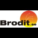 Brodit 216080 charging station organizer Black