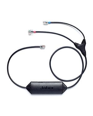 Jabra 14201-33 telefonie switch Zwart