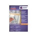 Avery Translucent IndexMaker Dividers Transparent divider