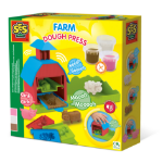 SES Creative Farm dough press with animal sounds