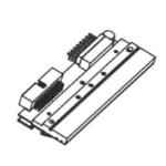 Zebra P1079036-006 print head Direct thermal