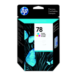 HP C6578DE (78) Printhead color, 560 pages, 19ml