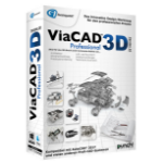 Avanquest ViaCAD 3D 10 Professional 1 Lizenz(en) Elektronischer Software-Download (ESD) Deutsch