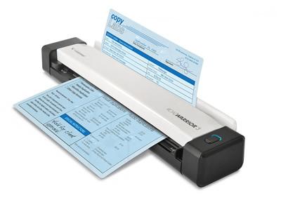 Visioneer RoadWarrior 3 CDF + Sheet-fed scanner 600 x 600DPI A4 Black,White