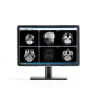 """Barco Eonis 22"""" (MDRC-2122, Option TS) 21.5"""" 1920 x 1080pixels Multi-touch Tabletop Black,Silver touch screen monitor"""