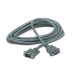 APC DB9 5m cable de serie Gris