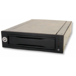 "CRU DX115 HDD enclosure 3.5"" Black"