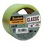 Scotch PACKING TAPE 50MMX50M CLEAR