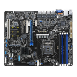 ASUS P10S-C/4L server/workstation motherboard LGA 1151 (Socket H4) ATX Intel® C232
