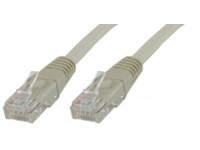 Microconnect Cat6 UTP 20m 20m Grey networking cable