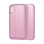 "Tech21 T21-6111 mobile phone case 15.5 cm (6.1"") Wallet case Pink"