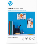 HP CR757A photo paper White Gloss