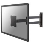 """Newstar TV/Monitor Wall Mount (Full Motion) for 10""""-27"""" Screen - Black"""