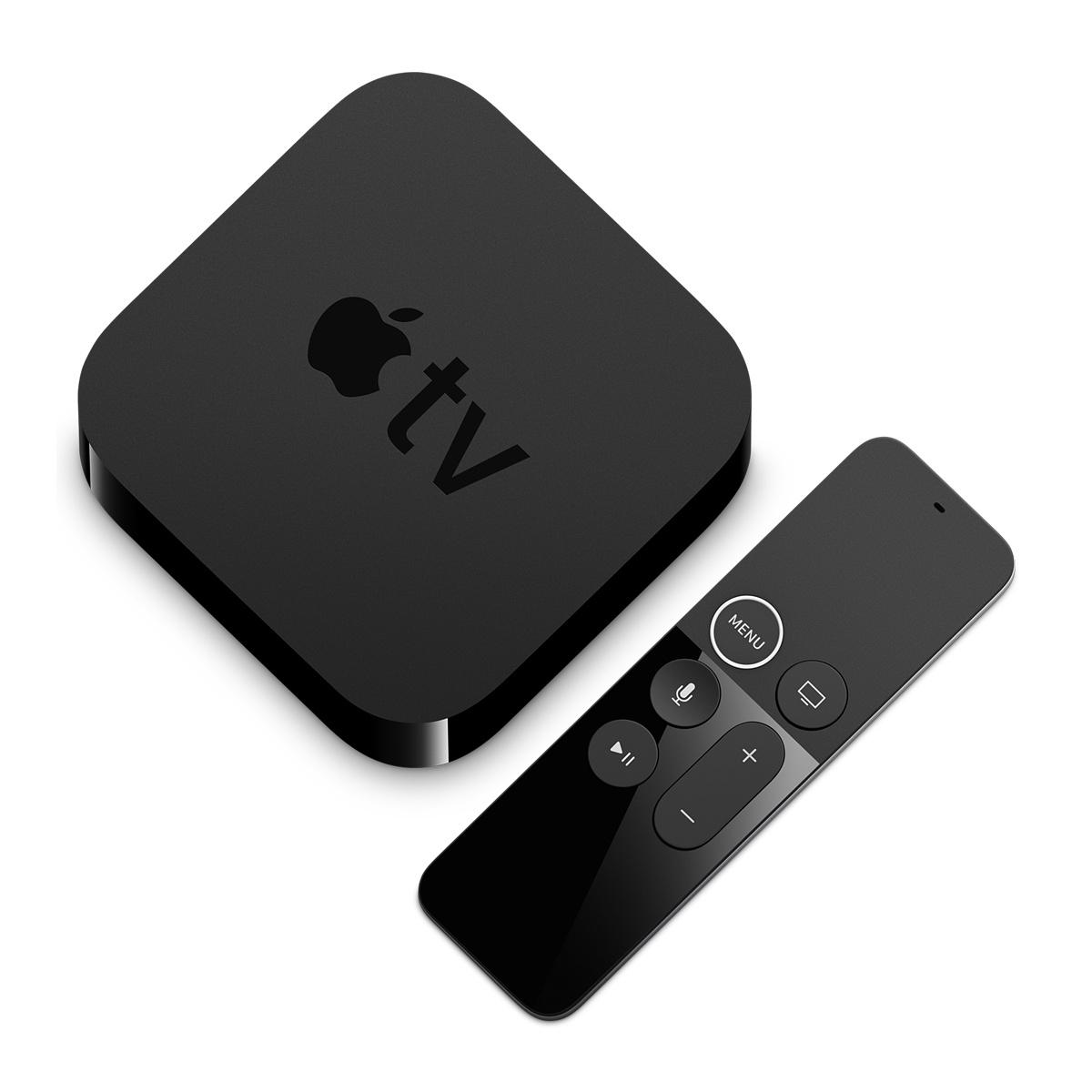 Apple TV 32 GB Wi-Fi Ethernet LAN Black Full HD