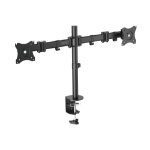 Digitus Universal Dual Monitor Stand with clamp mount