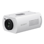 Sony SRG-XP1 IP security camera Indoor Box 3840 x 2160 pixels Ceiling/Wall/Pole