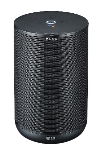 LG WK7 virtual assistant device